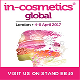 Mirexus to Exhibit at In-Cosmetics, London – April 4– 6th, 2017