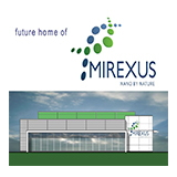 Mirexus Biotechnologies celebrated ground-breaking for new manufacturing facility
