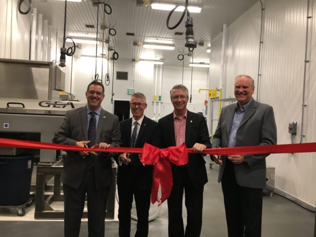 Natural Phytoglycogen, nanotechnology, ribbon cutting ceremony,